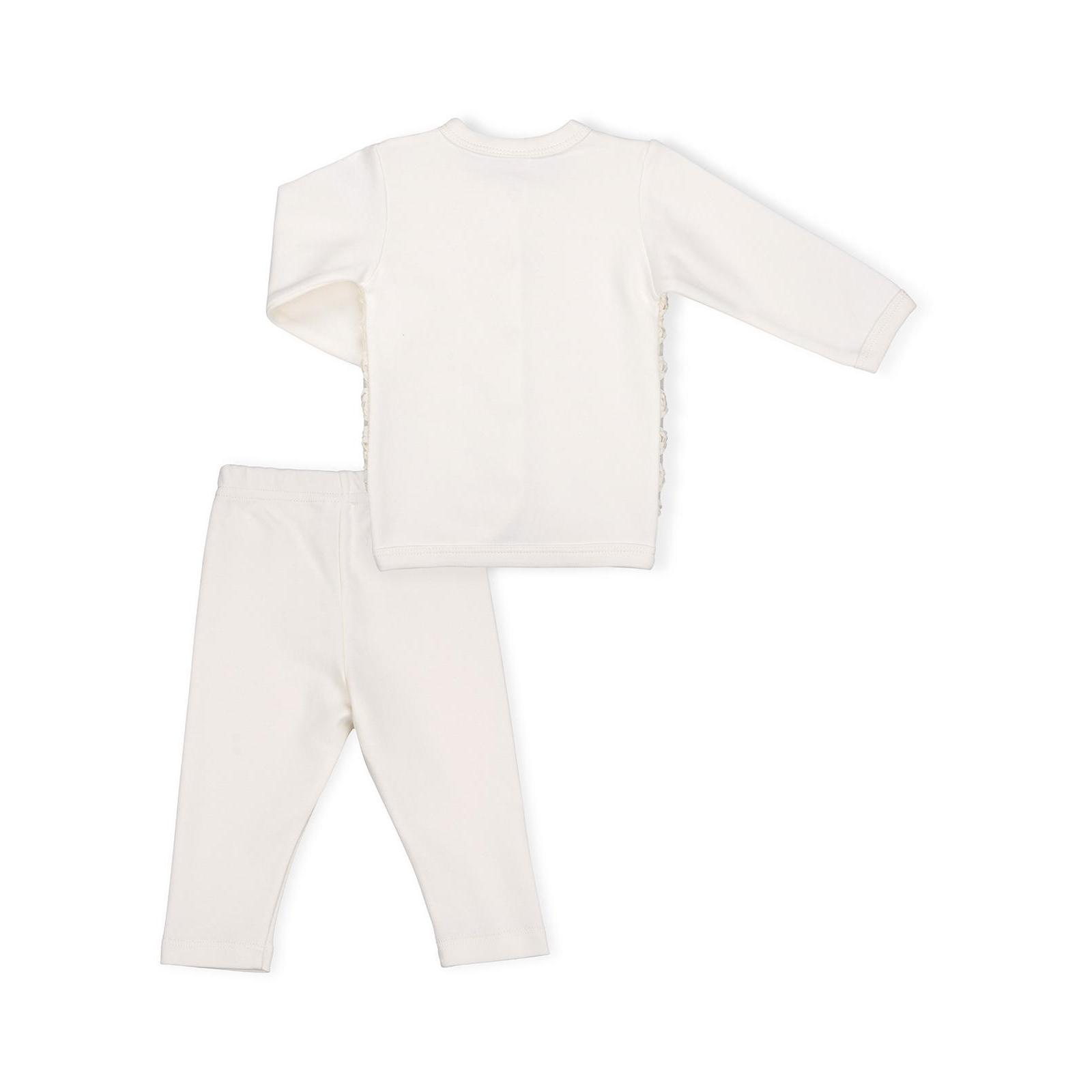 Набор детской одежды Интеркидс с розочками (2363-68G-beige) изображение 4