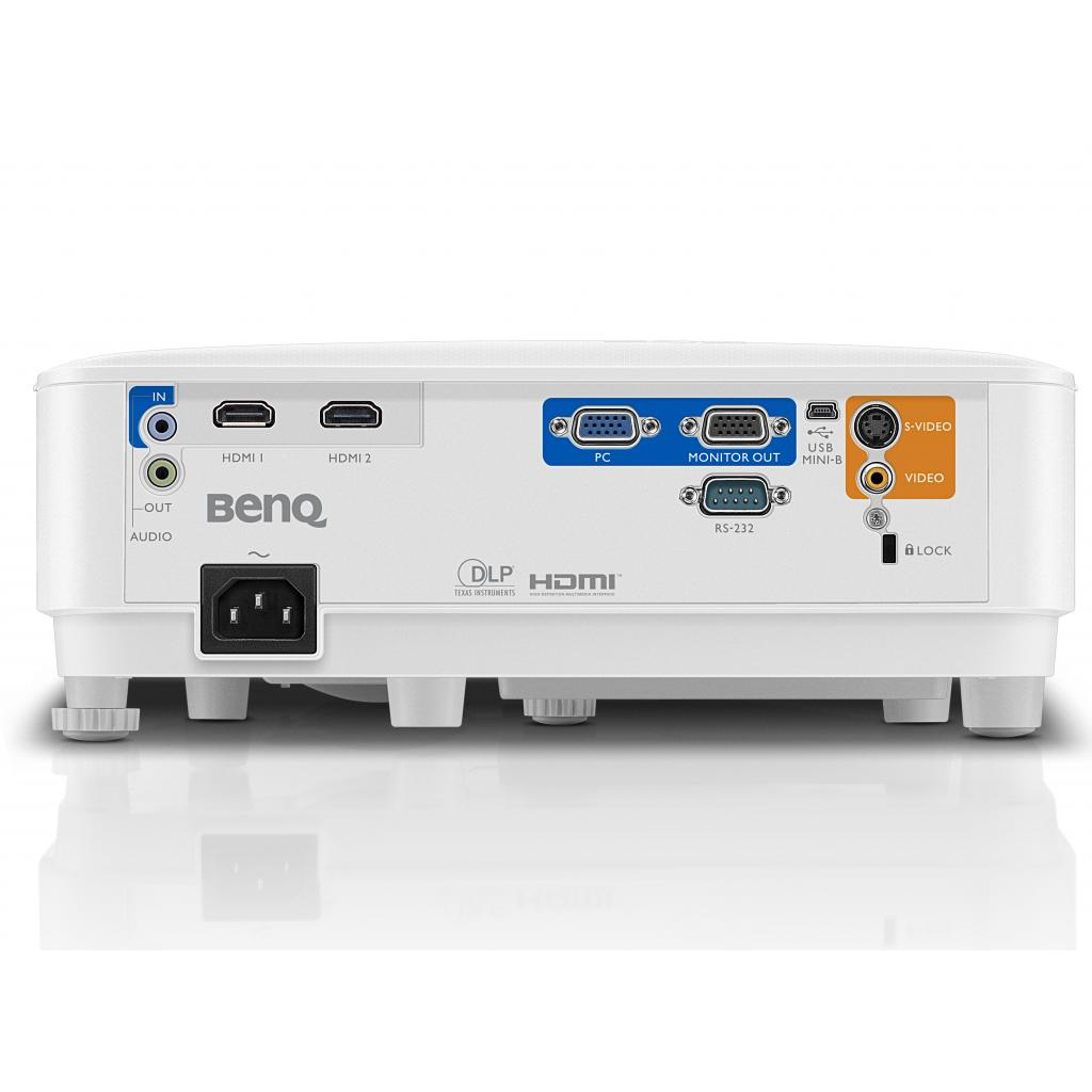 Проектор BenQ MW550 (9H.JHT77.13E) изображение 3