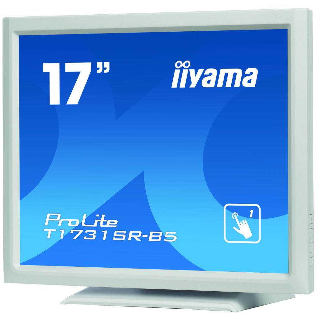 Монитор iiyama T1731SR-W5 изображение 3