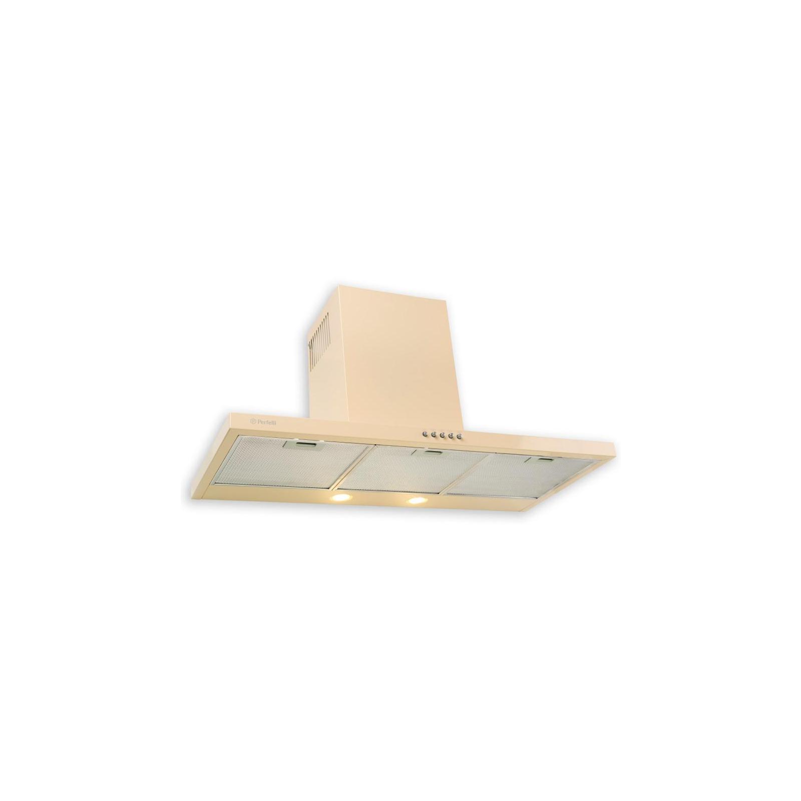 Вытяжка кухонная PERFELLI T 9612 A 1000 IV LED изображение 3