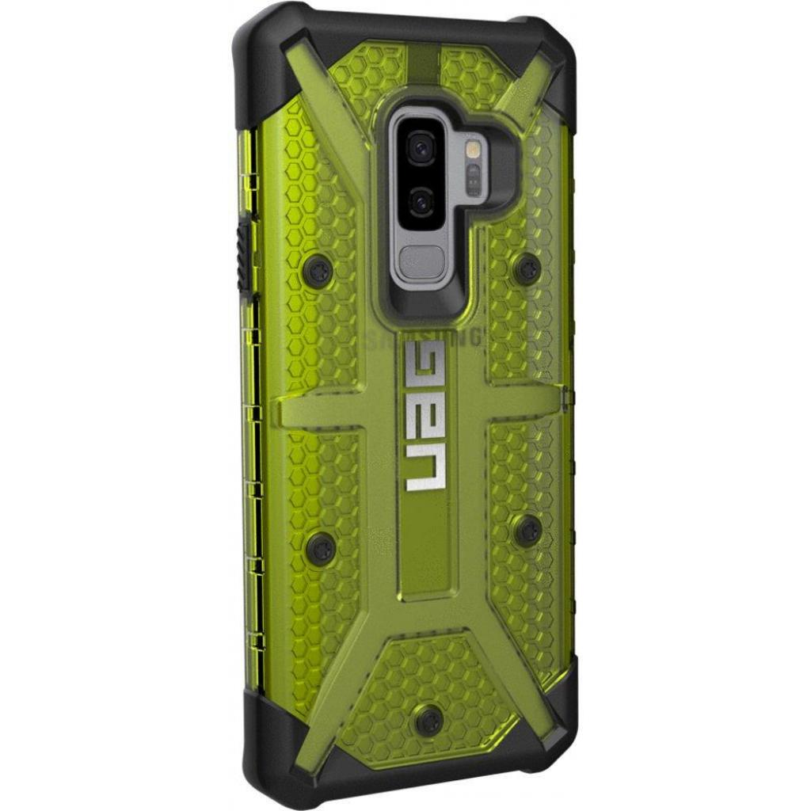 Чехол для моб. телефона Urban Armor Gear Galaxy S9+ Plasma Citron (GLXS9PLS-L-CT) изображение 3