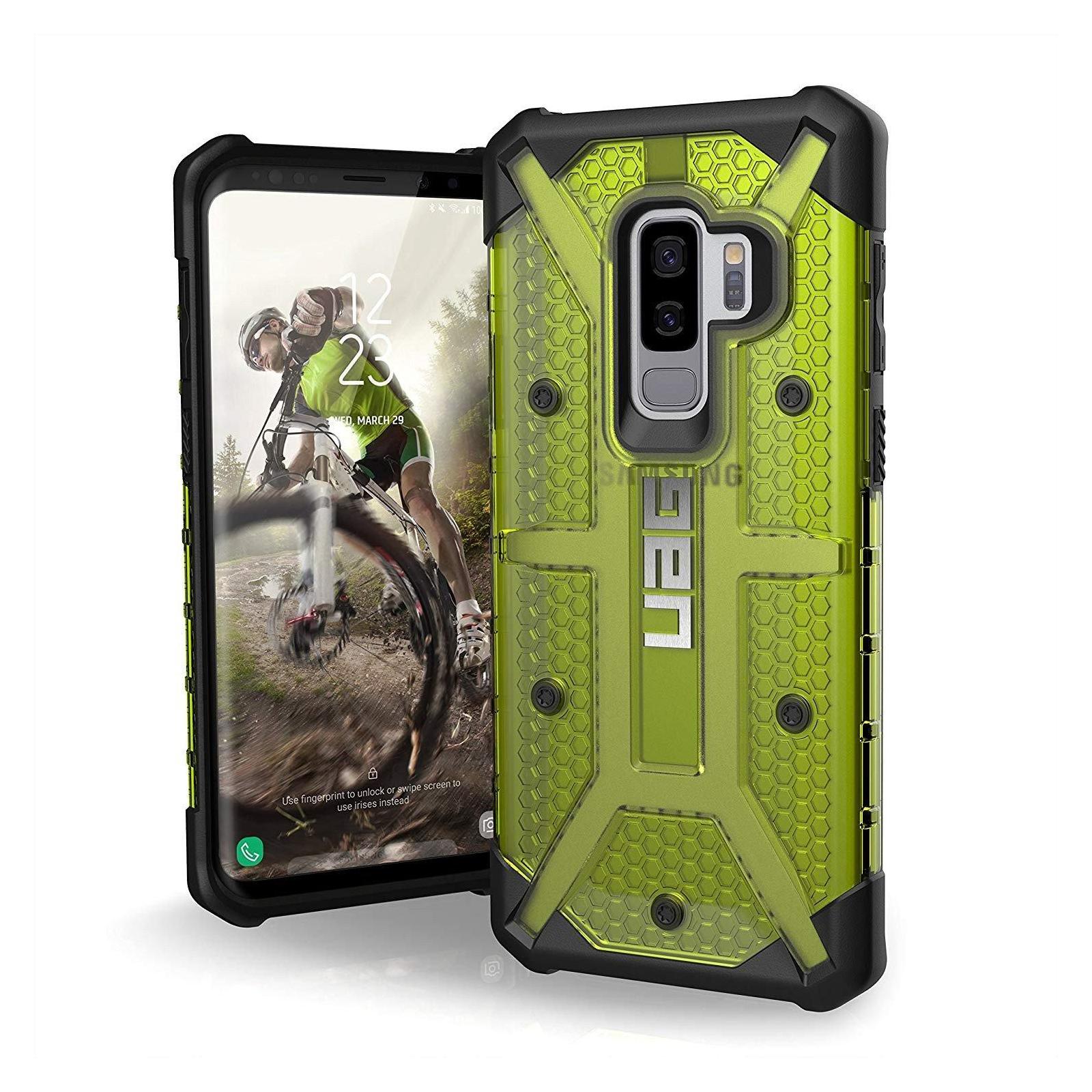 Чехол для моб. телефона Urban Armor Gear Galaxy S9+ Plasma Citron (GLXS9PLS-L-CT) изображение 6