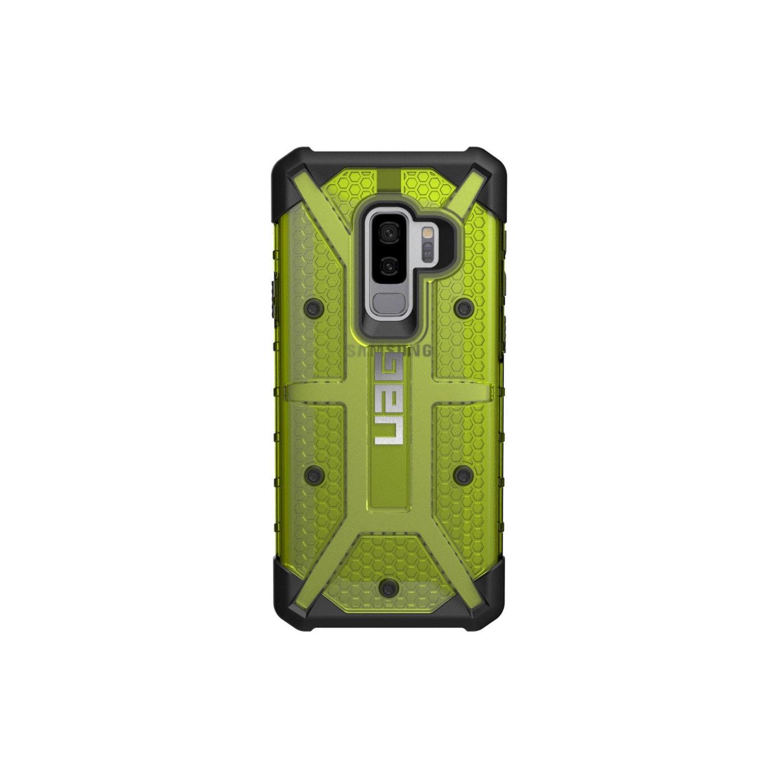 Чехол для моб. телефона Urban Armor Gear Galaxy S9+ Plasma Citron (GLXS9PLS-L-CT)