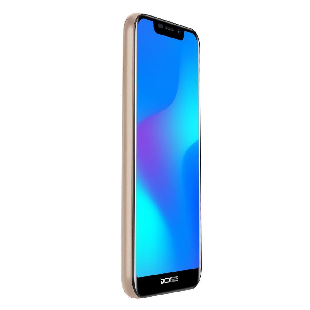 Мобильный телефон Doogee X70 Gold (6924351667412) изображение 3