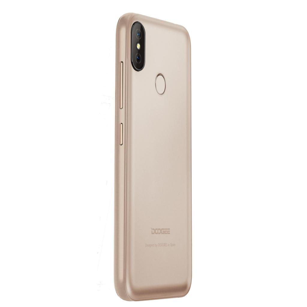 Мобильный телефон Doogee X70 Gold (6924351667412) изображение 4