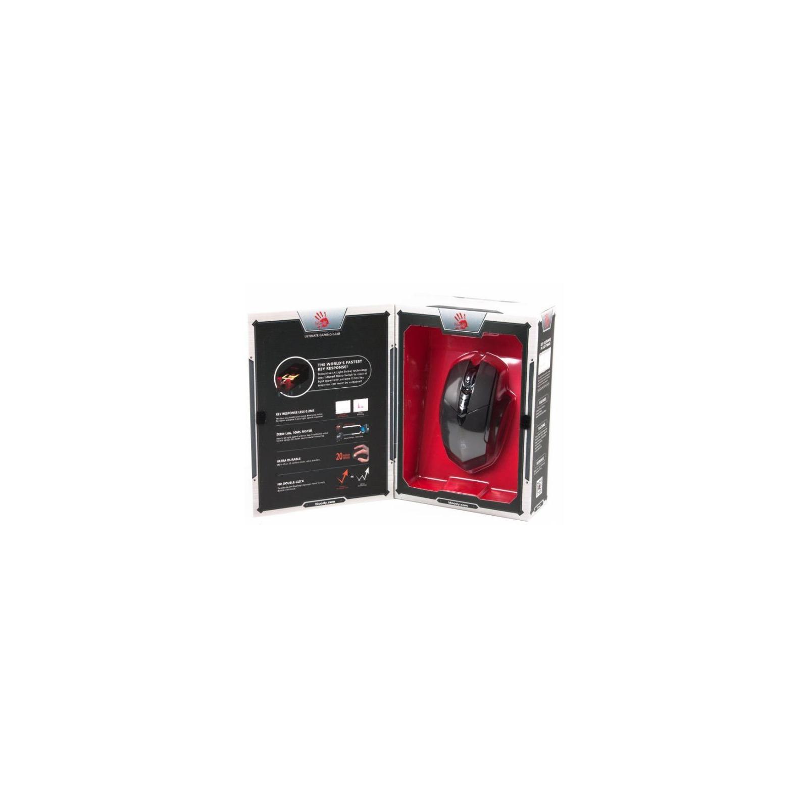 Мышка A4tech Bloody R70A Black изображение 10
