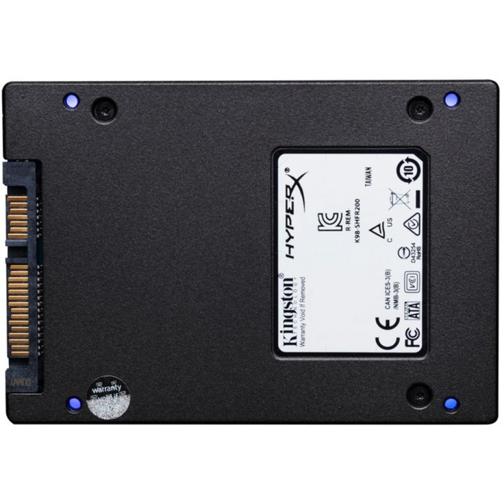 """Накопичувач SSD 2.5"""" 960GB HyperX SSD (SHFR200B/960G) зображення 2"""