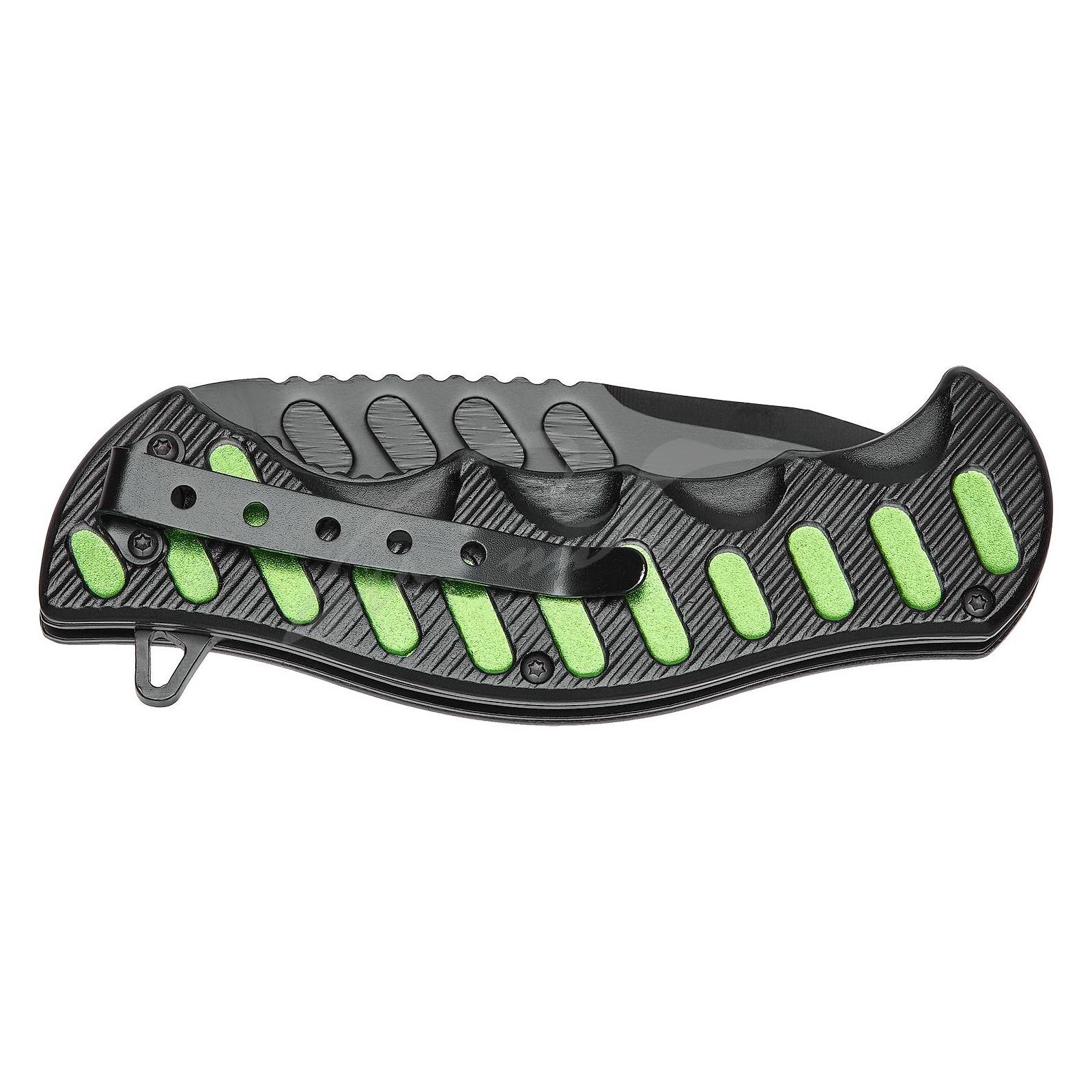 Нож Skif Plus Funster Black/Green (H-K2010053BGR) изображение 4