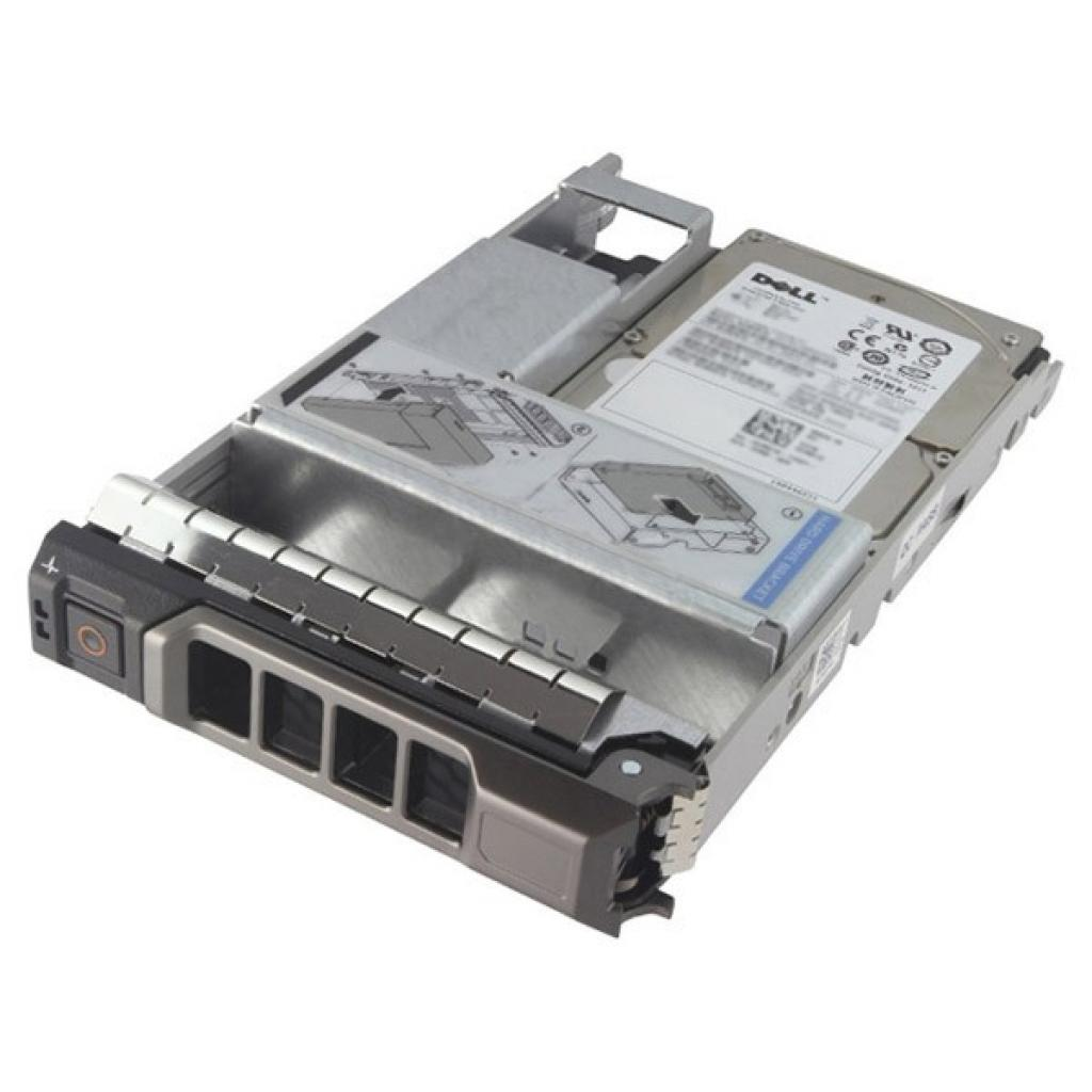 Жесткий диск для сервера Dell 600GB 10K RPM SAS 12Gbps (400-ASGT*)