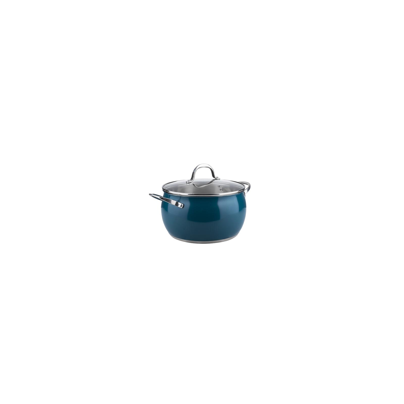 Кастрюля Ringel Bavaria с крышкой 2.5 л blue (RG-2009-18/2) изображение 3