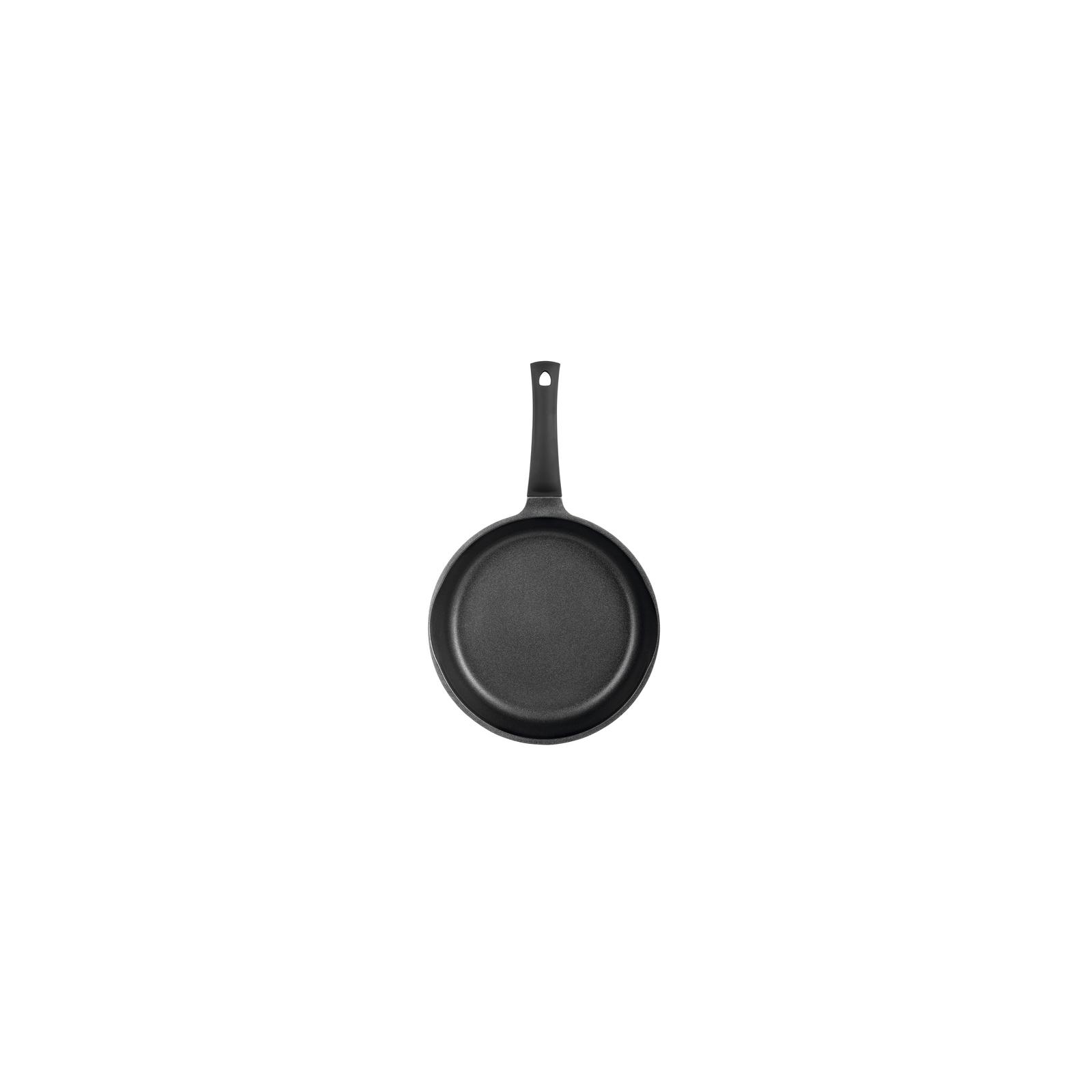 Сковорода Ringel Zitrone black с крышкой 28 см (RG-2108-28 BL) изображение 4