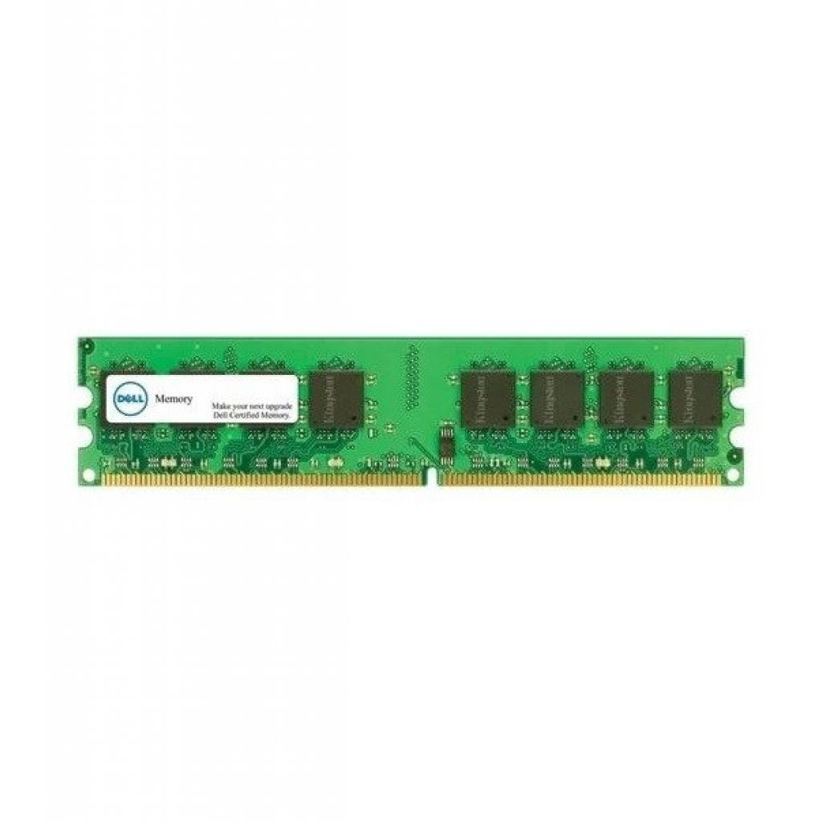 Модуль памяти для сервера DDR4 8Gb ECC UDIMM 2666MHz 1Rx8 1.2V CL19 Dell (AA335287)