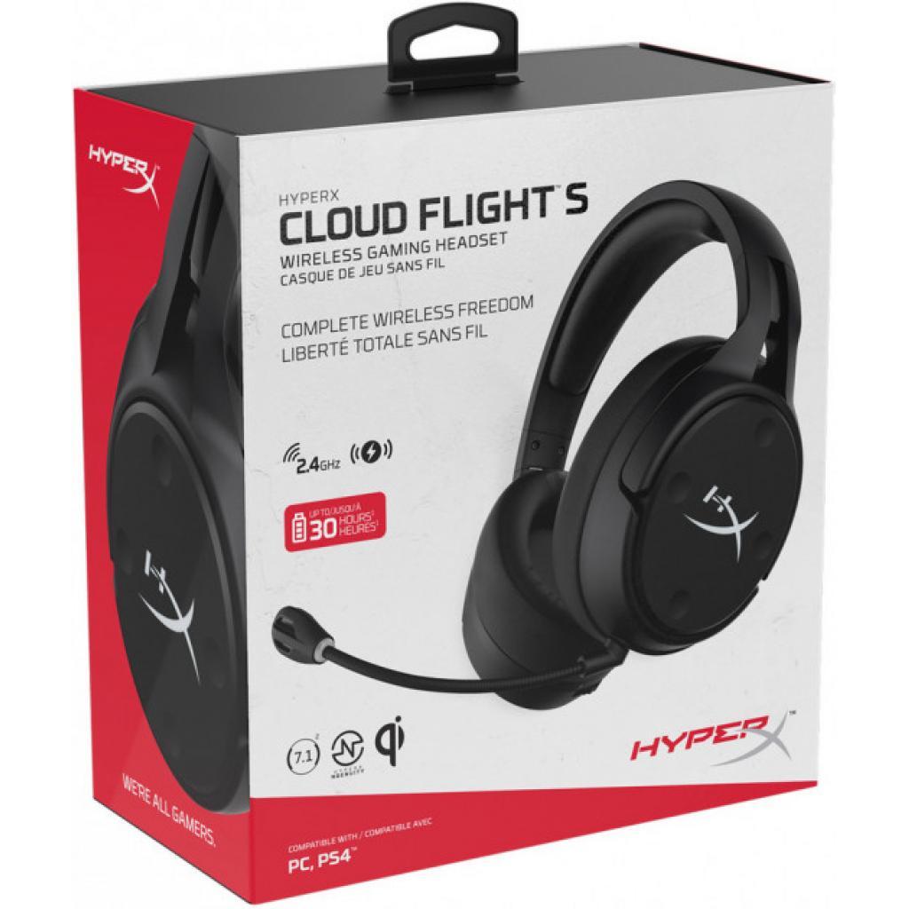Навушники HyperX Cloud Flight S (HX-HSCFS-SG/WW) зображення 9