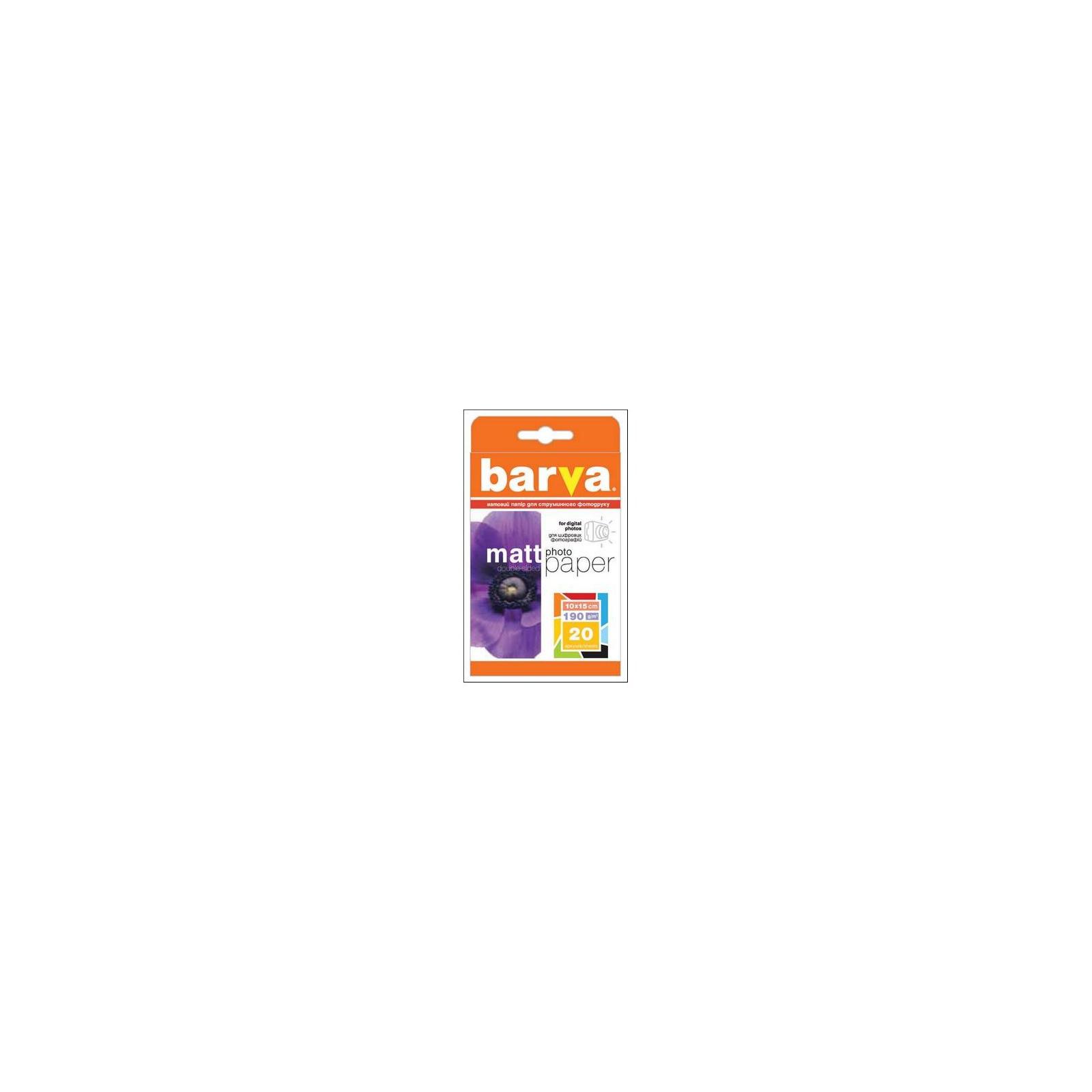 Бумага BARVA 10x15 (IP-B190-065)