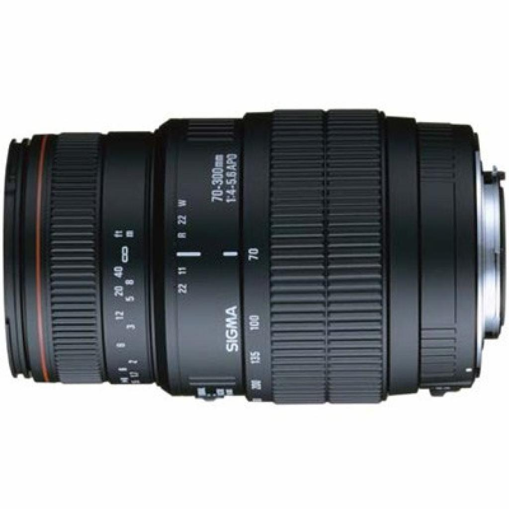 Объектив 70-300mm f/4-5.6 DG OS for Canon Sigma (572954)