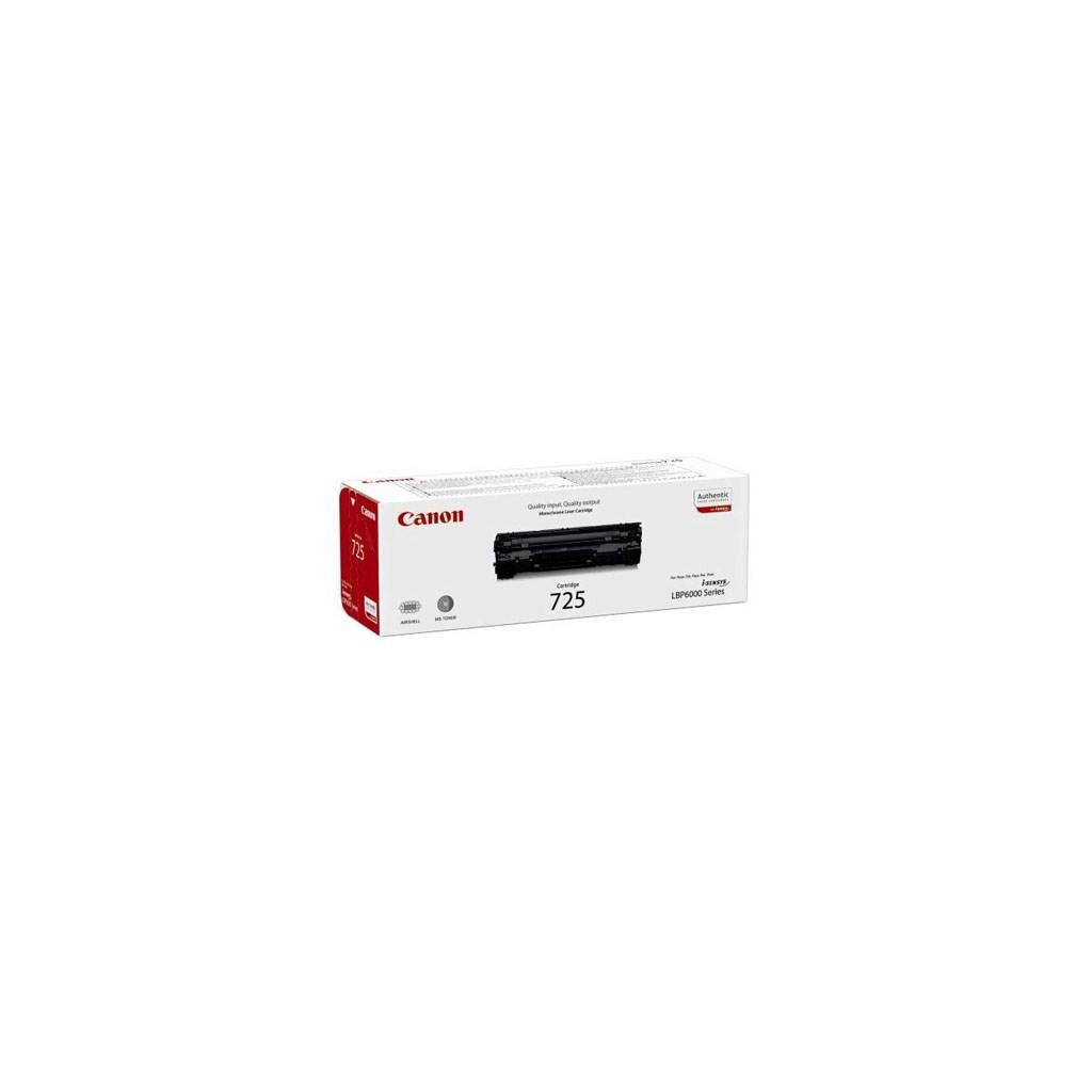 Картридж Canon 725 Black для LBP6000 (3484B002/34840002)