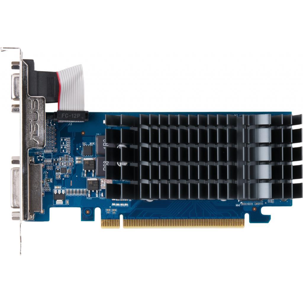 Видеокарта GeForce 210 1024Mb ASUS (EN210 SILENT/DI/1GD3/V2(LP)) изображение 2