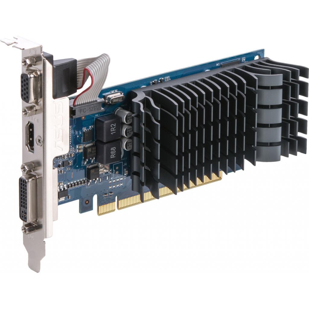 Видеокарта GeForce 210 1024Mb ASUS (EN210 SILENT/DI/1GD3/V2(LP)) изображение 4