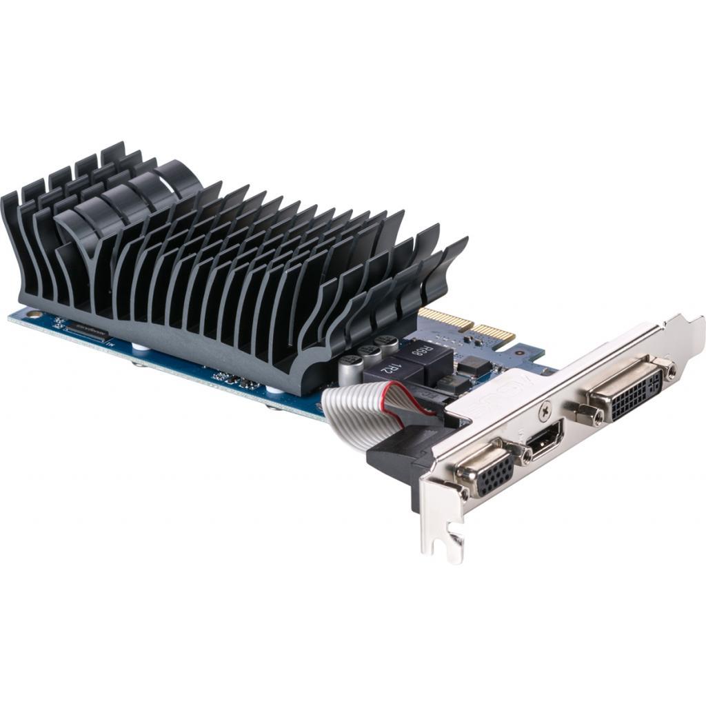 Видеокарта GeForce 210 1024Mb ASUS (EN210 SILENT/DI/1GD3/V2(LP)) изображение 6
