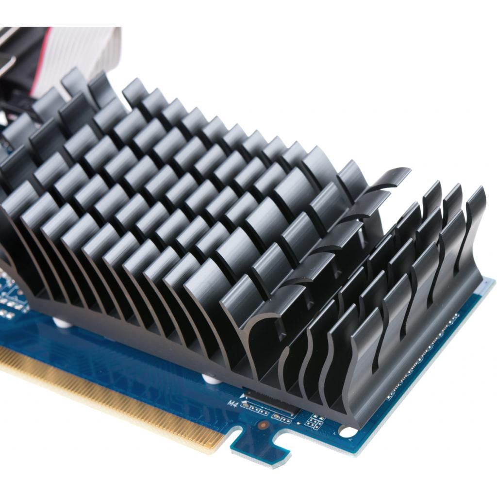Видеокарта GeForce 210 1024Mb ASUS (EN210 SILENT/DI/1GD3/V2(LP)) изображение 7