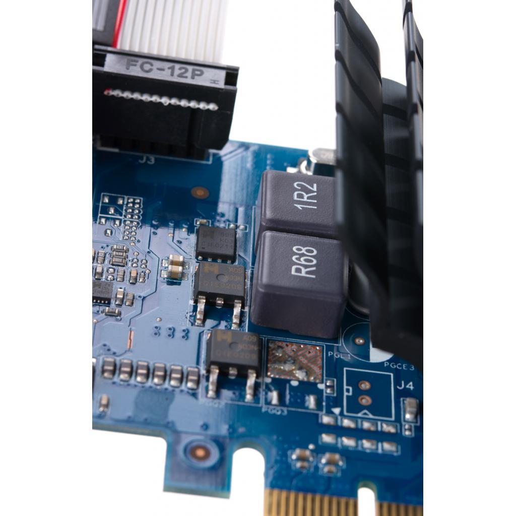 Видеокарта GeForce 210 1024Mb ASUS (EN210 SILENT/DI/1GD3/V2(LP)) изображение 8