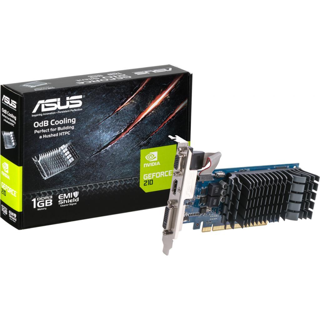 Видеокарта GeForce 210 1024Mb ASUS (EN210 SILENT/DI/1GD3/V2(LP))