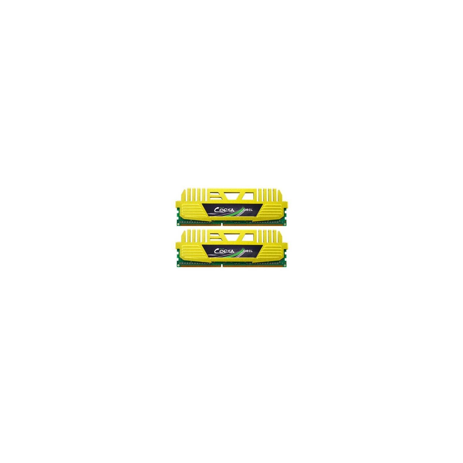 Модуль памяти для компьютера DDR3 16GB (2x8GB) 1600 MHz GEIL (GOC316GB1600C10DC)