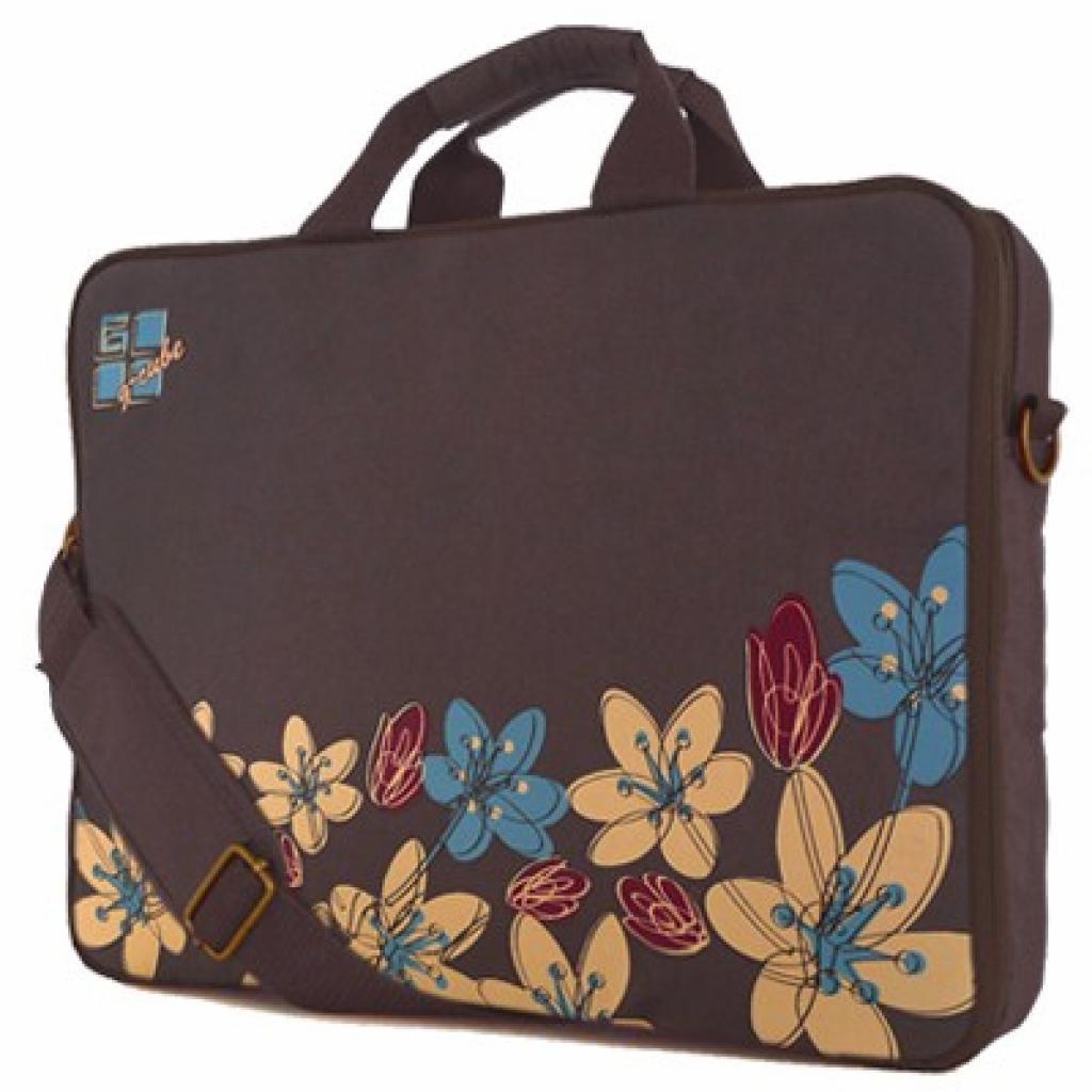 "Сумка для ноутбука G-Cube 15.6"" Floral Fantasy (GNF-215 F2)"