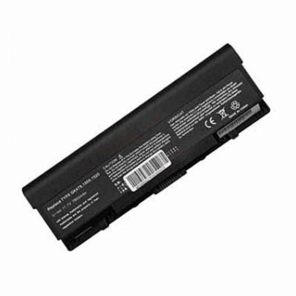 Аккумулятор для ноутбука Dell GK479 Inspiron 1520 BatteryExpert (GK479 L 52)