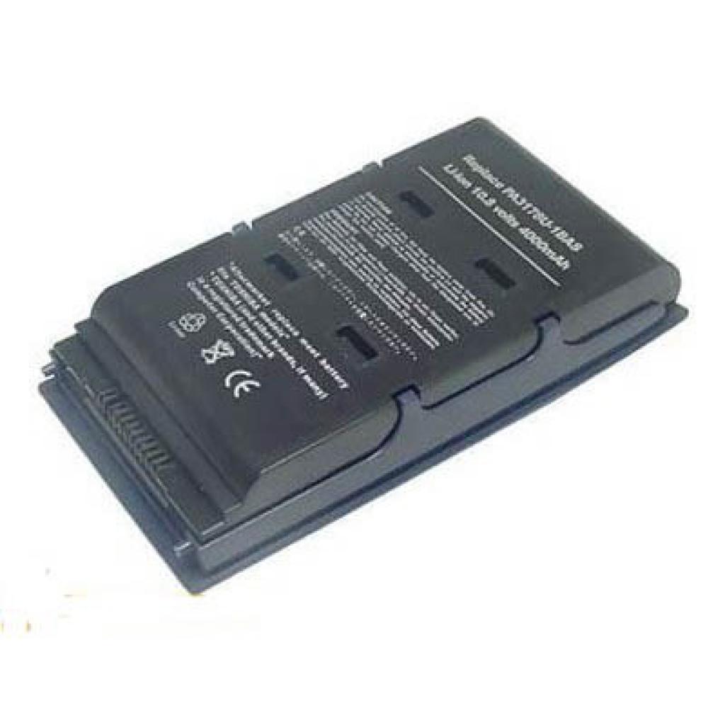 Аккумулятор для ноутбука Toshiba PA3123U-1BRS Satellite 5105 BatteryExpert (PA3123U-1BRS L 52)