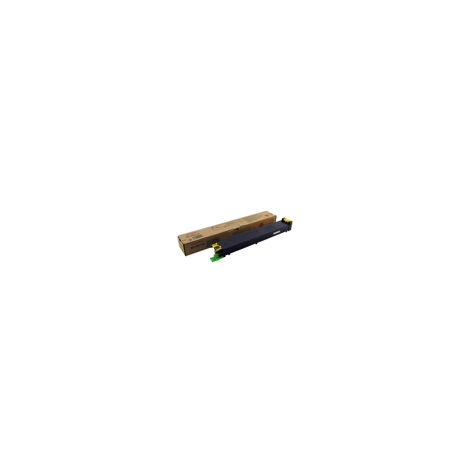 Картридж SHARP MX31GTYA yellow для MX2600N/MX3100N (MX31GTYA)