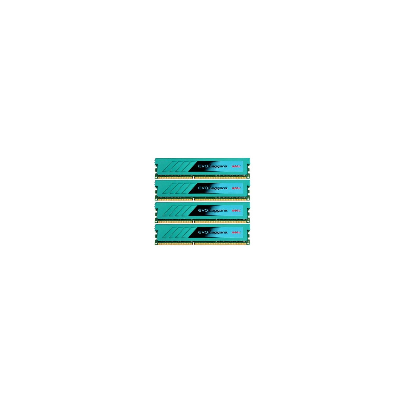 Модуль памяти для компьютера DDR3 16GB (4x4GB) 2133 MHz GEIL (GEL316GB2133C11QC)