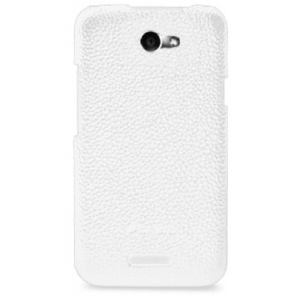 Чехол для моб. телефона Melkco для HTC One S white (O2ONESLCJT1WELC) изображение 3
