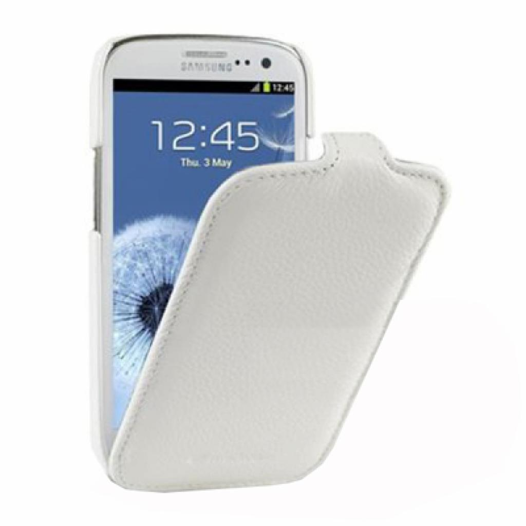 Чехол для моб. телефона Melkco для HTC One S white (O2ONESLCJT1WELC)