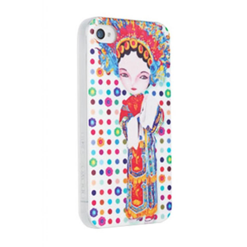 Чехол для моб. телефона ODOYO iPhone 4/4s X A.JIN BEAUTY (PH393BY) изображение 2