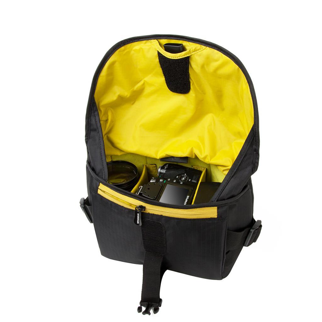 Фото-сумка Crumpler Light Delight Hipster Sling 4000 (black) (LDHS4000-001) изображение 2