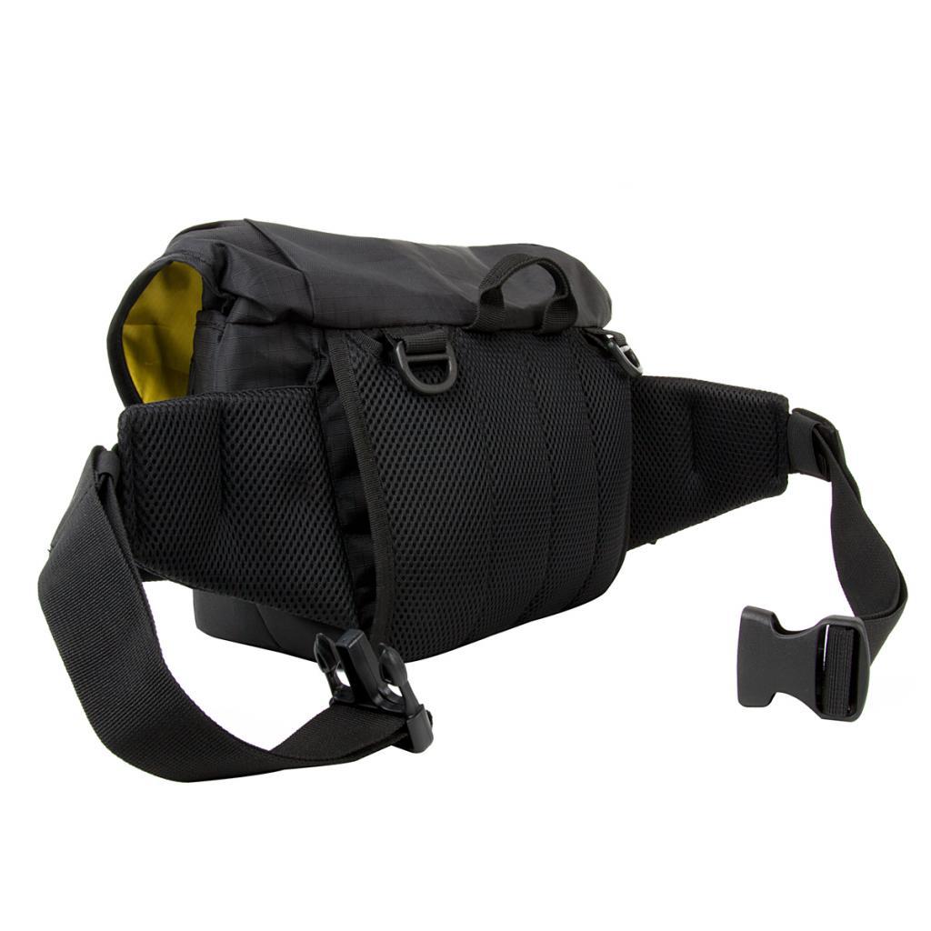 Фото-сумка Crumpler Light Delight Hipster Sling 4000 (black) (LDHS4000-001) изображение 4