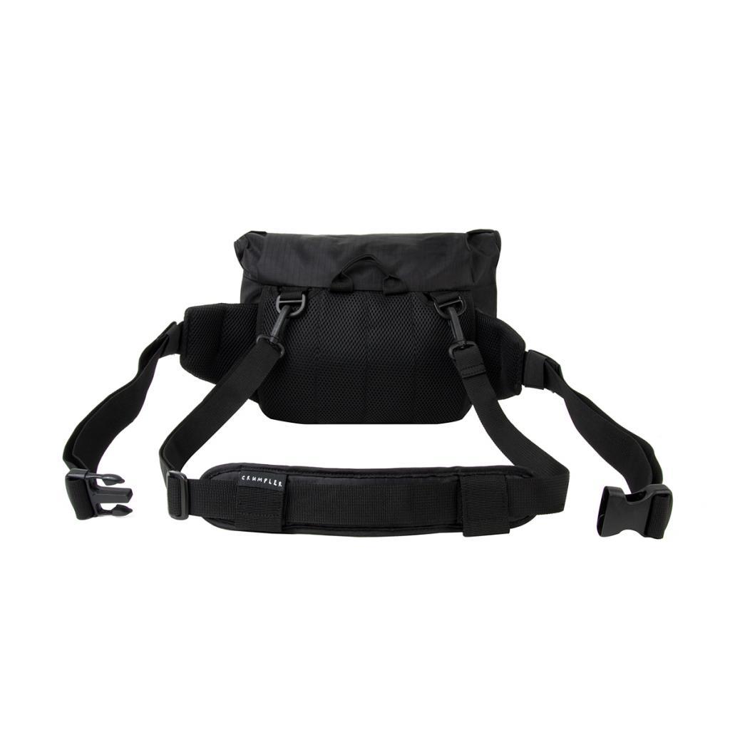 Фото-сумка Crumpler Light Delight Hipster Sling 4000 (black) (LDHS4000-001) изображение 5
