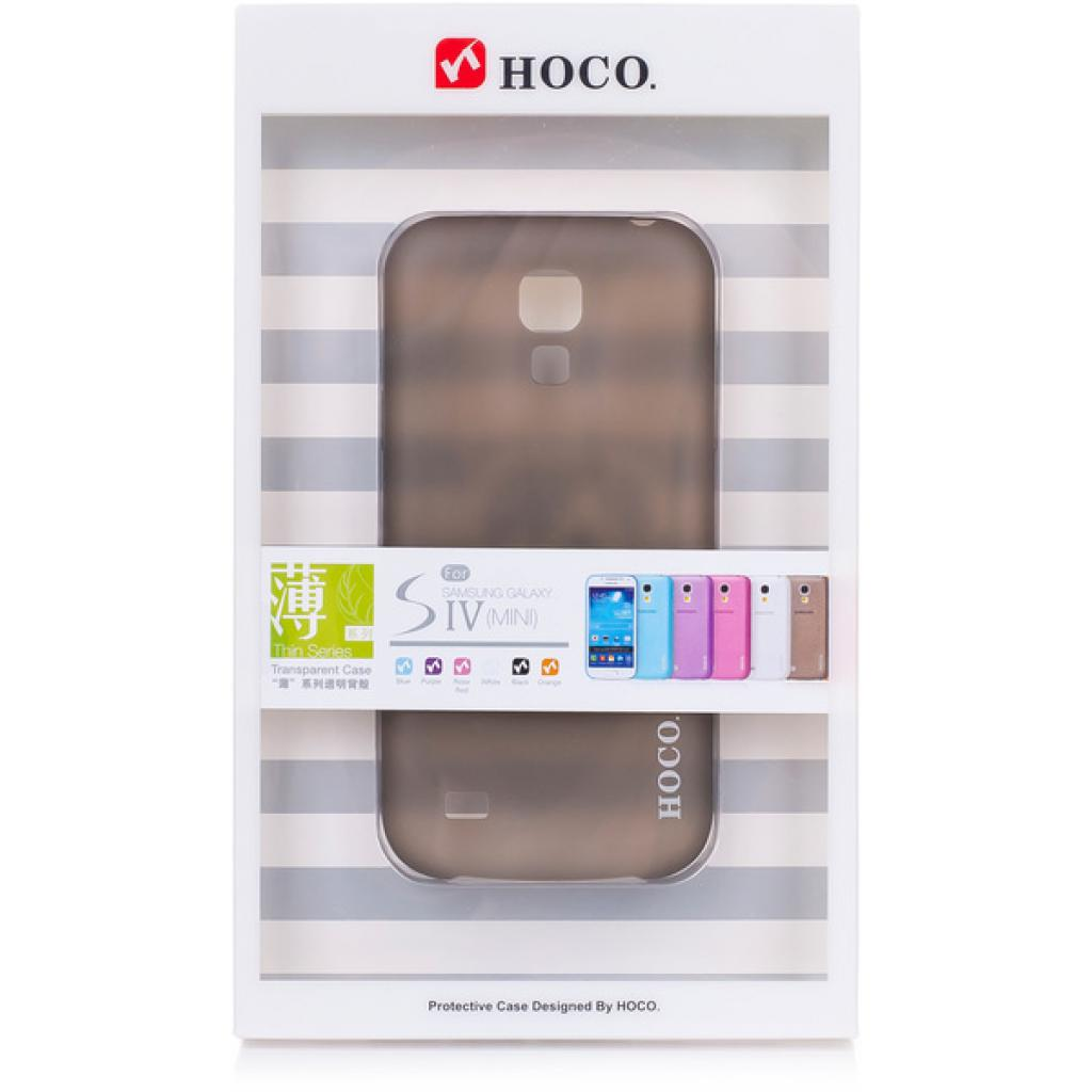 Чехол для моб. телефона HOCO для Samsung I9192 Galaxy S4 mini /Ultra Thin (HS-P003 Black)