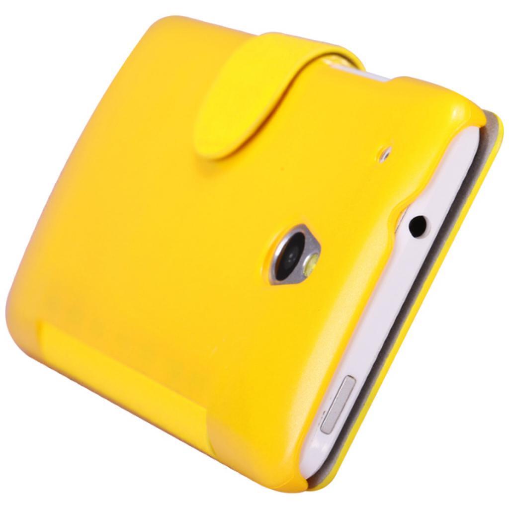 Чехол для моб. телефона NILLKIN для HTC ONE mini/M4-Fresh/ Leather (6076847) изображение 2