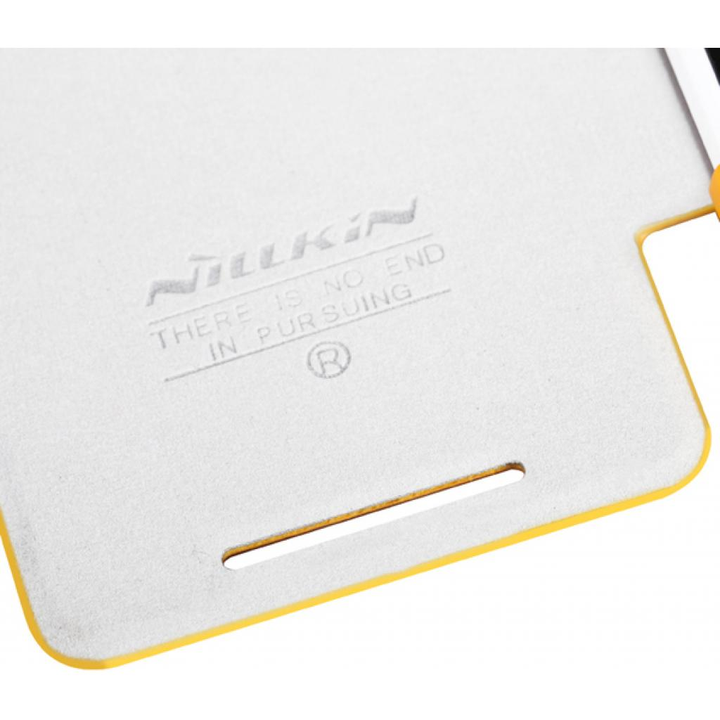 Чехол для моб. телефона NILLKIN для HTC ONE mini/M4-Fresh/ Leather (6076847) изображение 4