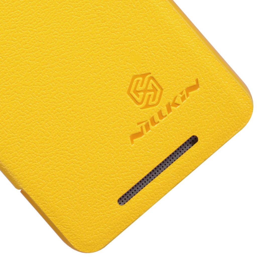 Чехол для моб. телефона NILLKIN для HTC ONE mini/M4-Fresh/ Leather (6076847) изображение 5
