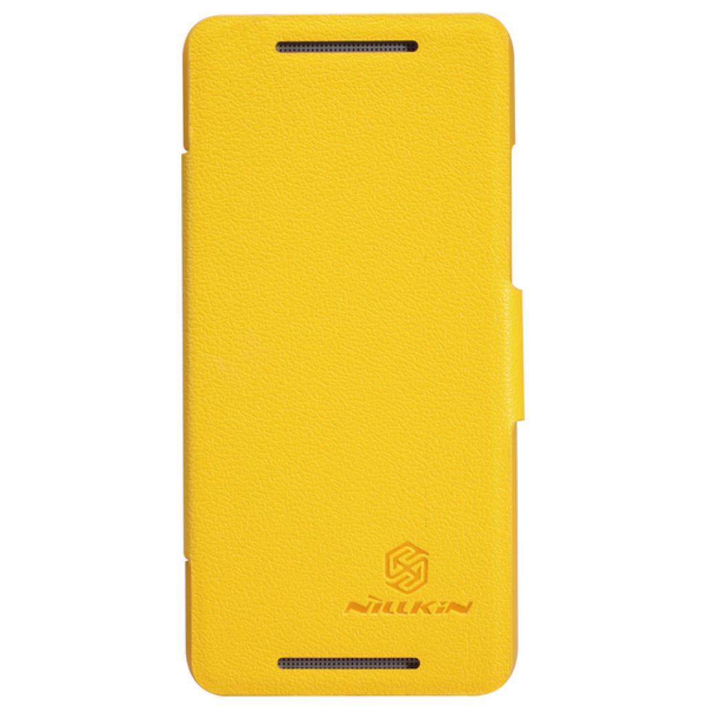 Чехол для моб. телефона NILLKIN для HTC ONE mini/M4-Fresh/ Leather (6076847)