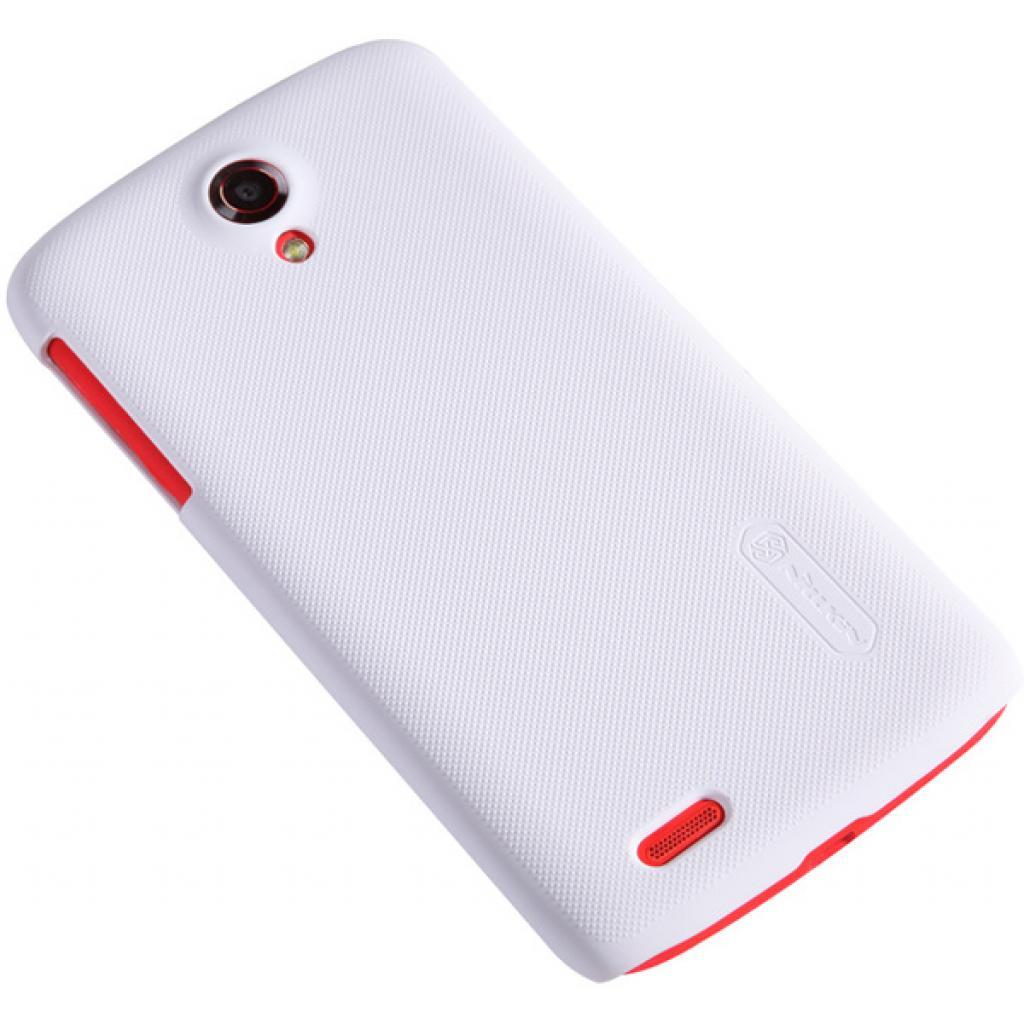 Чехол для моб. телефона NILLKIN для Lenovo S820 /Super Frosted Shield/White (6077010) изображение 2