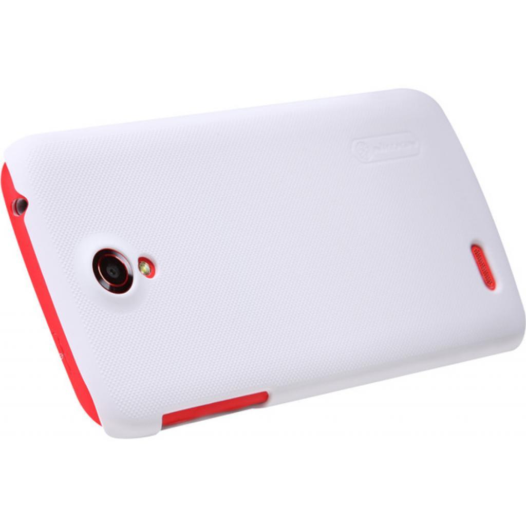 Чехол для моб. телефона NILLKIN для Lenovo S820 /Super Frosted Shield/White (6077010) изображение 4