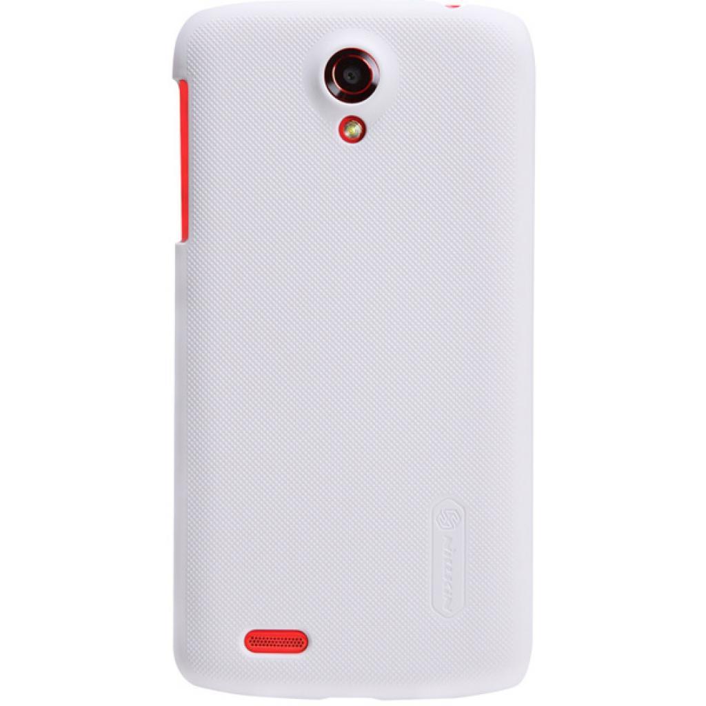 Чехол для моб. телефона NILLKIN для Lenovo S820 /Super Frosted Shield/White (6077010)