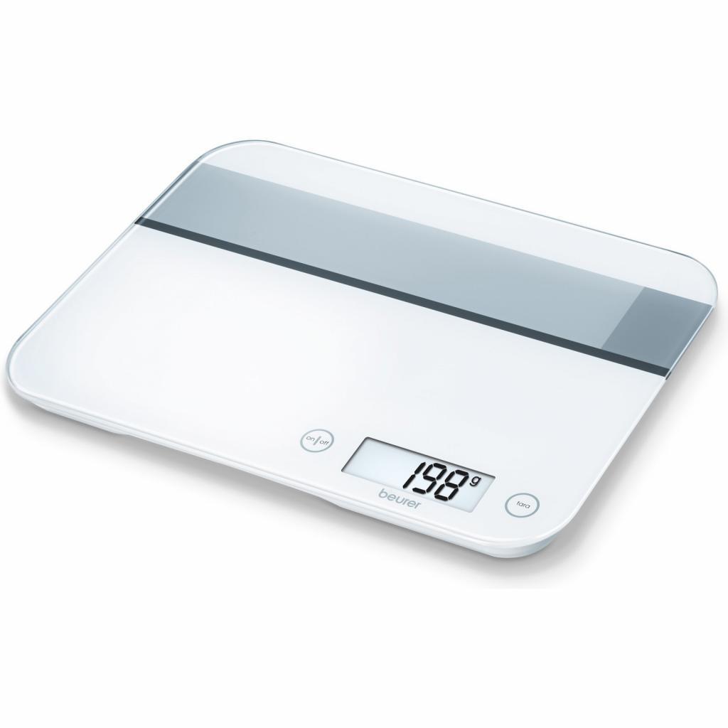 Весы кухонные BEURER KS 48 Plain (4211125/705.12/1)