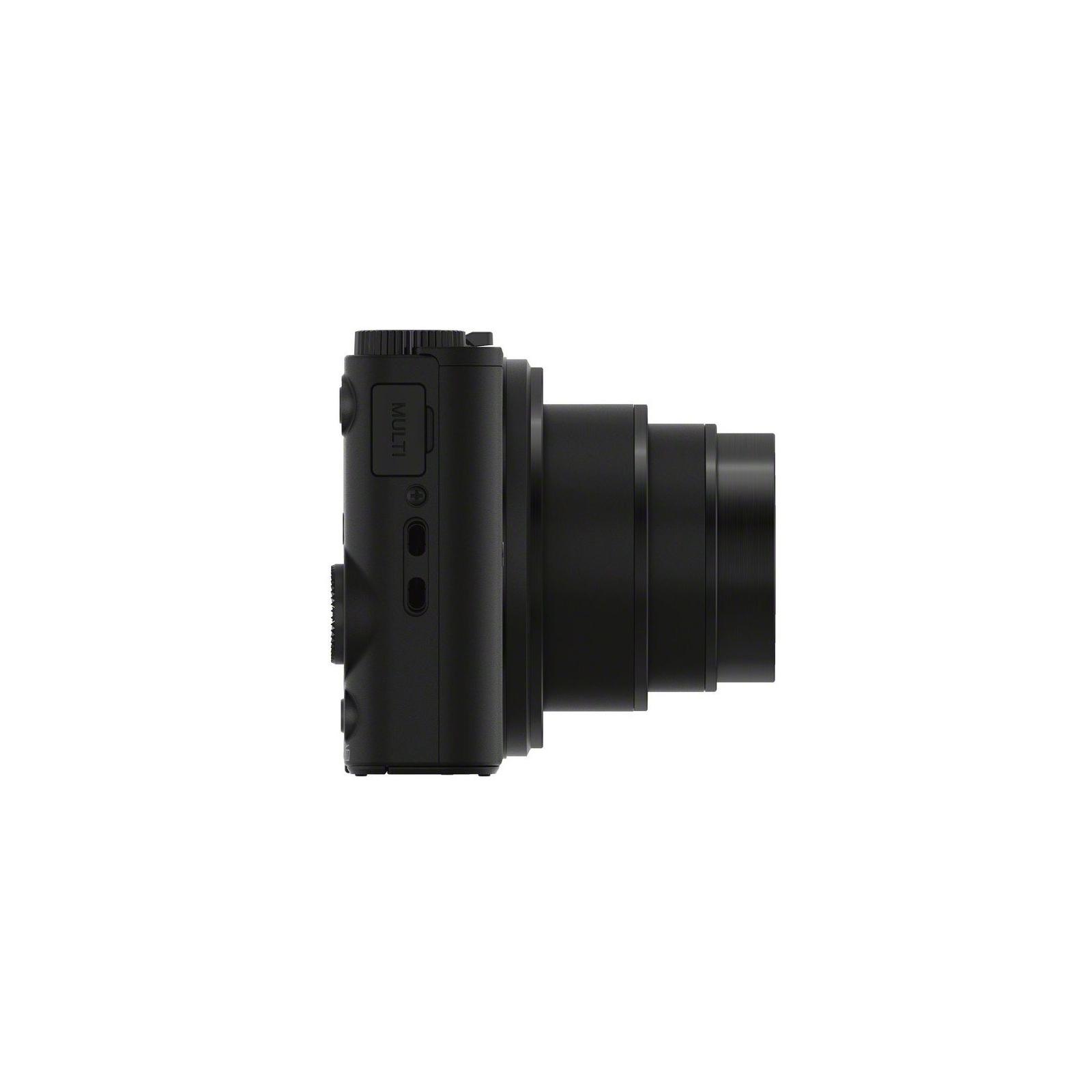 Цифровой фотоаппарат SONY Cyber-shot WX350 Black (DSCWX350B.RU3) изображение 7