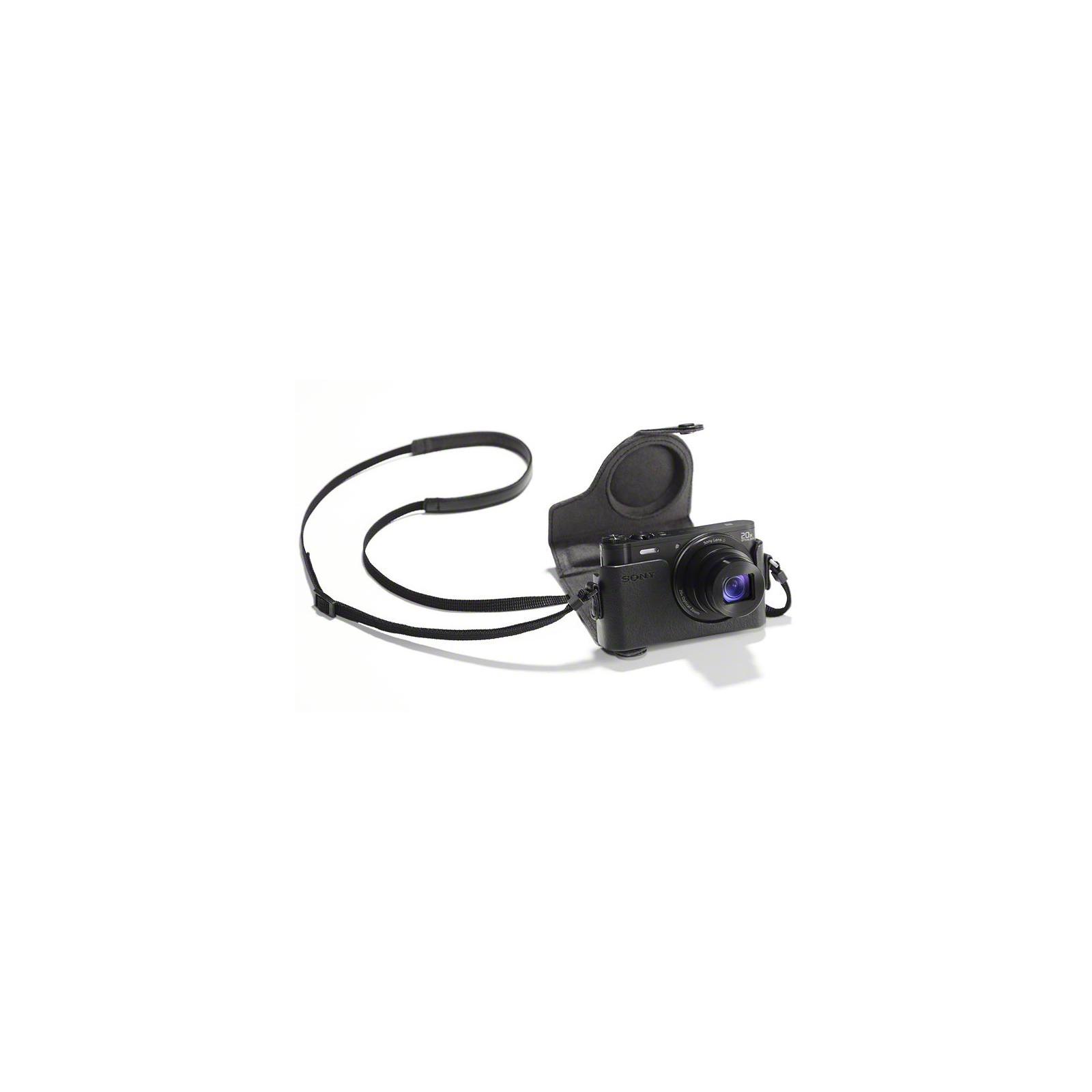 Цифровой фотоаппарат SONY Cyber-shot WX350 Black (DSCWX350B.RU3) изображение 8