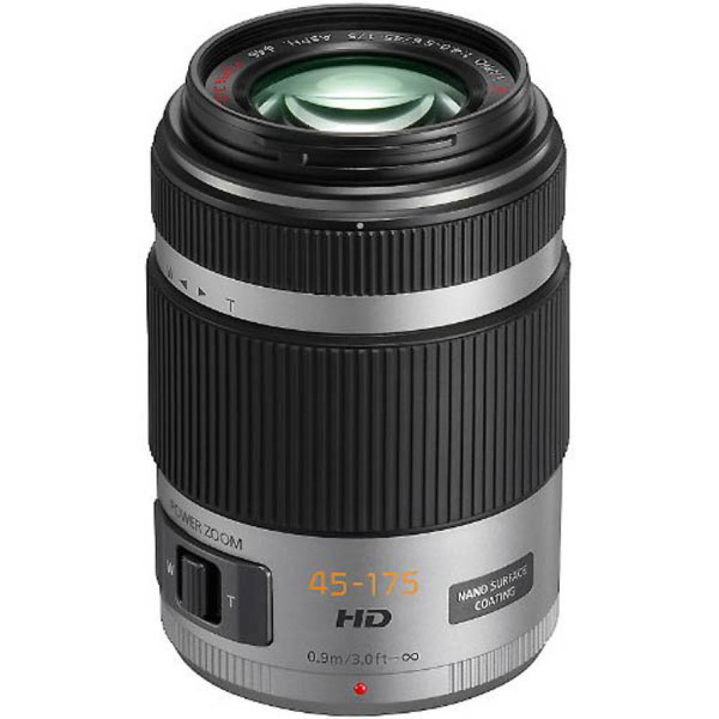Объектив PANASONIC Micro 4/3 Lens 45-175 mm F4-5.6 Silver (H-PS45175E-S) изображение 2